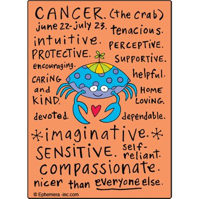 Cancer nice Clayboys