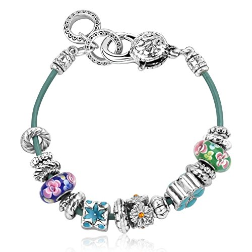 [BL1290047C1 New Style Alloy Exotic Flowers Diamonds Women's Bracelet] (Princess Tiny Feet Costume)