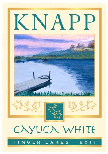 2013 Knapp Winery Cayuga White 750 Ml