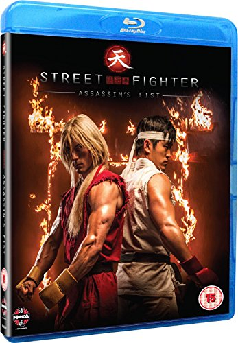 Street Fighter: Assassin's Fist Blu-ray [Edizione: Regno Unito]
