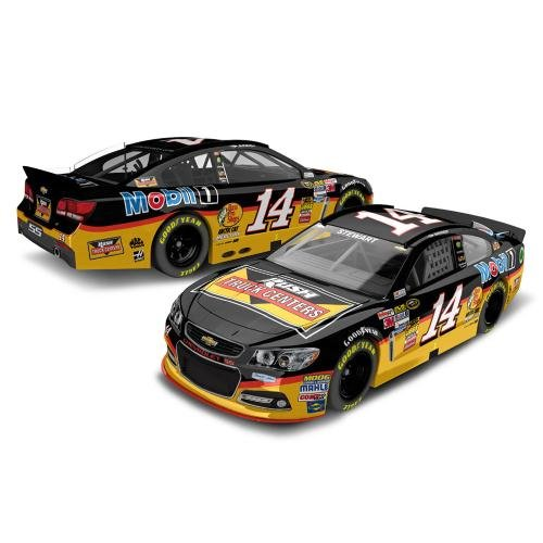 Tony Stewart #14 Rush Truck Center 2013 Chevy SS Nascar Die-cast Car, 1:64 Scale ARC HT