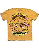 T-Shirt Adulte The Mountain Indien d'Amérique Tous Réunis