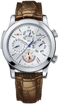 Jaeger-LeCoultre Men's 163842A Master Grande Reveil Alarm Automatic Watch