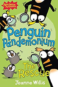 Penguin Pandemonium: The Rescue