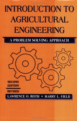 Download Introduction To Agricultural Engineering A Problemsolving - Minecraft hauser pdf