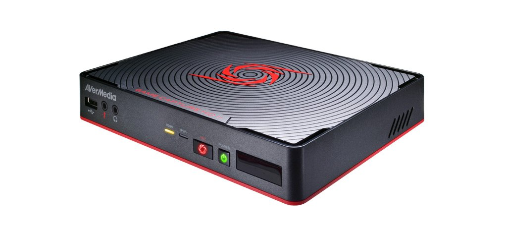 Boitier acquisition vid�o AVERMEDIA GAME CAPTURE HD II C285 NOIR