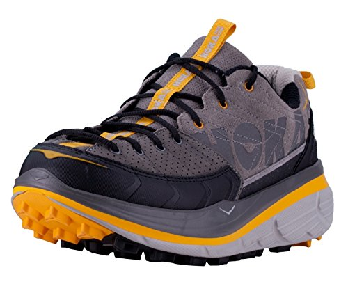 Hoka scarpa uomo Tor LTR Low grey/yellow/black (40)