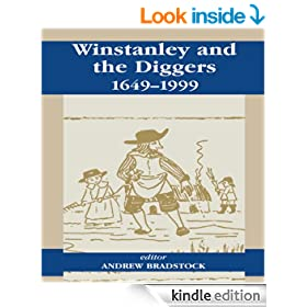 """Winstanley and the Diggers, 1649-1999: Special Issue of the Journal """"Prose Studies"""""""