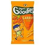 Organix Goodies Organic Carrot Stix 4...