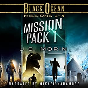 Mission Pack 1 Hörbuch