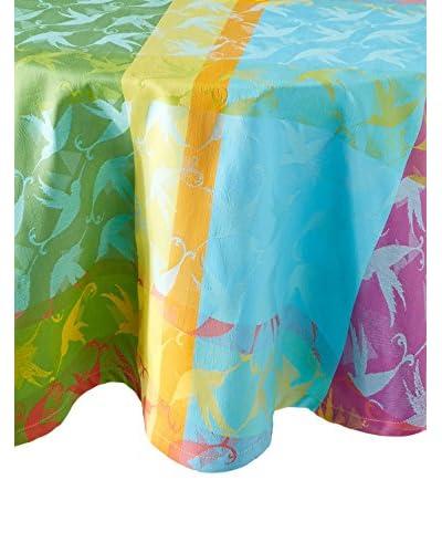 Garnier-Thiebaut Mille Colibris Tablecloth, Antilles