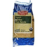 Arrowhead Mills Organic Golden Flax Seed, 14 Ounce Bag