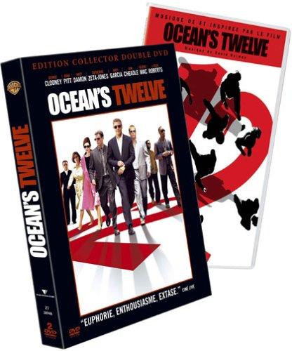 Ocean's Twelve - Edition Collector Limitée 2 DVD (inclus 1 CD avec la musique de et inspirée par le film)