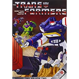 Transformers: More Than Meets The Eye! Season 2 Vol. 2