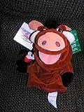 Disney Store Lion King Plush 10 Pumbaa Hand Puppet