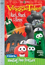 VeggieTales - Rack, Shack & Benny