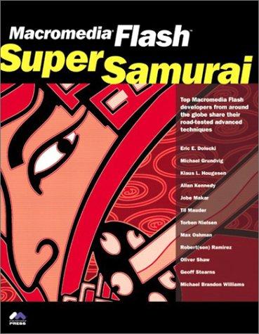 Macromedia Flash: Super Samurai