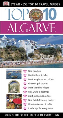 Top 10 Algarve (Eyewitness Top 10 Travel Guides)