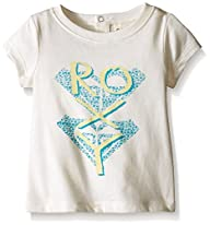 Roxy Baby-Girls Rockin Tee, Sea Spray…