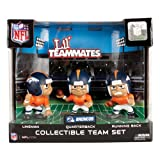 Denver Broncos Lil Teammates NFL 3-Pack Collectible Team Set