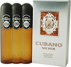 Cubano Silver By Cubano For Men. Eau De Toilette Spray 4 Ounces
