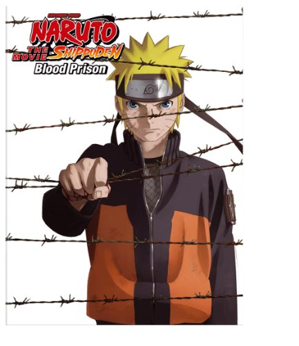 Naruto Movie 5 - blood prison