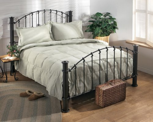Knotted Rope Metal Home Kitchen Beds