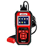 BARHAR Professional OBD2 Scanner, Car Engine Fault Code Reader CAN Diagnostic Scan Tool with I/M Readines