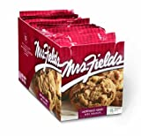 Mrs. Fields Cookies, Oatmeal Raisin with Walnuts, 12-Count Cookies (Pack of 2)