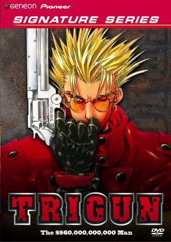 Trigun 1: $$60,000,000,000 Man [DVD] [Region 1] [US Import] [NTSC]
