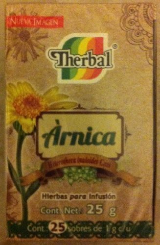 Therbal Arnica Infusion Herbs Tea