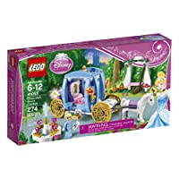 LEGO Disney Princess 41053 Cinderella's Dream Carriage by LEGO Disney Princess