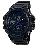Felizer Dual Dial Multi-Function Sports Watch