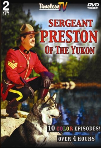 Sergeant Preston of the Yukon (Sergeant Preston Of The Yukon compare prices)
