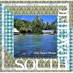 ポリネシアの休日~南太平洋の音楽