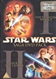 Star Wars: Saga DVD Pack (The Phantom Menace / Attack of the Clones) [DVD]