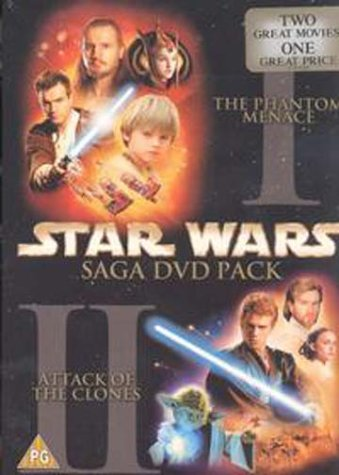 Star Wars: Episodes I and II [DVD]