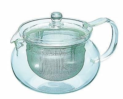 ハリオ 茶茶急須 丸 450ml CHJMN-45T