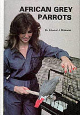 African Grey Parrots, Edward J. Mulawka
