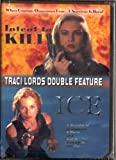 Traci Lords Double Feature: Intent & Ice [Import]