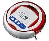 infinuvo cleanmate 365 intelligent robotic vacuum cleaner red