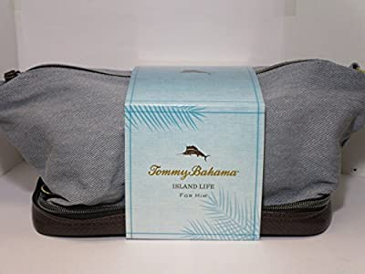 Island Life By Tommy Bahama 3.4 Oz Edc Spr+2.5 Oz Deodorant+.25 Oz Regular Cologne SPR Gift Set for Men