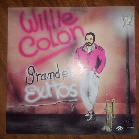 Willie Colon - Grandes Exitos de Willie Colon - Zortam Music
