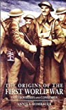 Cover of The Origins of the First World War by Annika Mombauer 0582418720