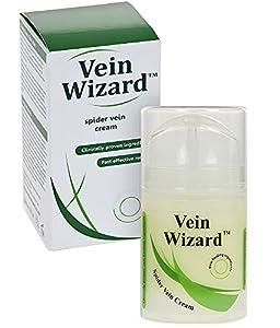 Vein Wizard 50ml Spider Vein Cream