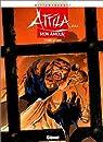 Attila,mon amour, tome 1 : lupa la louve par Bonnet