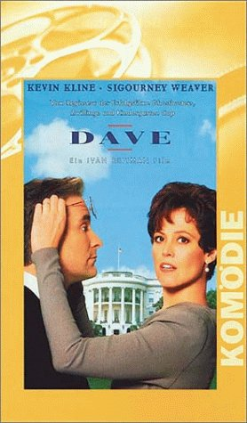 Dave [VHS]