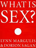 What Is Sex (0684826917) by Margulis, Lynn