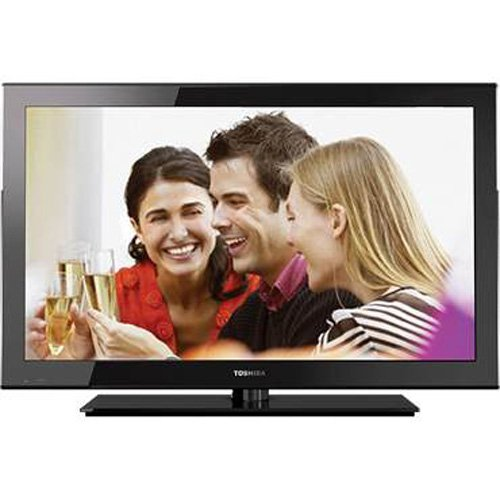 Toshiba 32SL415U 32-Inch 720p LED-LCD HDTV with Net TV, Black