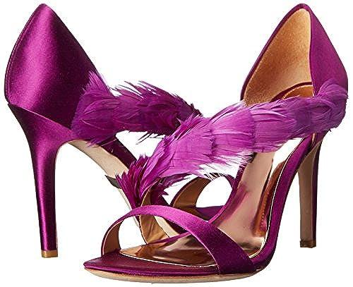 09. Badgley Mischka Women's Pixel Dress Sandal